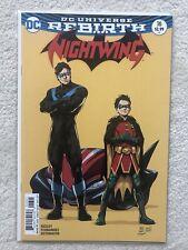 DC Rebirth Nightwing #16