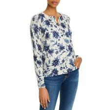 Private Label Womens Cashmere Floral Print Top Cardigan Sweater BHFO 1180