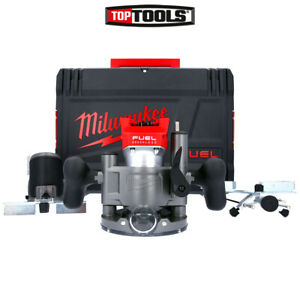 Milwaukee M18FTR-0X 18v Fuel Cordless Brushless Trimmer Router With Carry Case