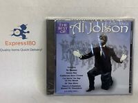 (BT) Factory Sealed Jolson, Al : Best Of... (25 Tracks) Music CD Free US Ship