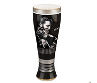 Elvis Presley King of Rock and Roll 20 oz handbemaltes Glas