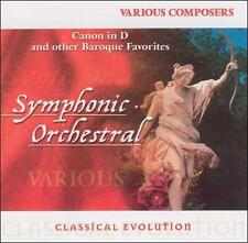 Classical Evolution: Canon in D and Other Baroque Favorites (CD, May-2002,