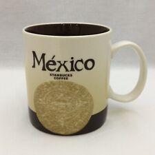 Starbucks Mug 2014 16 fl oz Mexico Cup