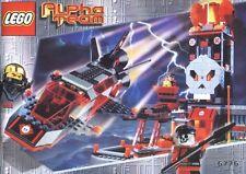Lego Alpha Team 6776 Ogel Control Center  New SEALED