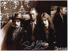 Cream Photo - Ginger Baker Drums White Room Disraeli Gears Fire Autograph Signed