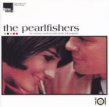 THE PEARLFISHERS - CD - THE STRANGE UNDERWORLD OF THE TALL POPPIES