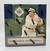 2019 Panini Diamond Kings Baseball Hobby Box Factory Sealed