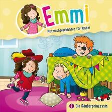 Emmi-Folge 1 - Die Räuberprinzessin