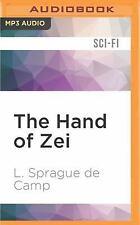 Krishna: The Hand of Zei 2 by L. Sprague de Camp (2016, MP3 CD, Unabridged)