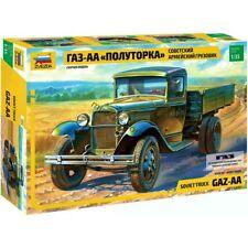 "Zvezda 3602 GAZ-AA 1,5t ""Polutorka"" /soviet army & civilian off-road truck/ 1/35"