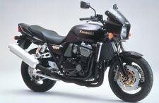 Kawasaki ZRX1100 C-D (ZR1100)  Service , Owner's and Parts Manual CD