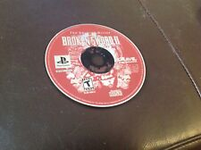 Broken Sword II: The Smoking Mirror (Sony PlayStation 1, 1999) plays great