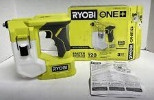 Ryobi 18v Battery Operated Compact Handheld Sprayer Tool Only Psp01b