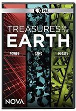 Nova: Treasures Of The Earth [New DVD]
