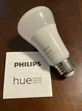 Philips Hue White and Color Ambiance 3rd Generation A19 Bulb lamp 464487