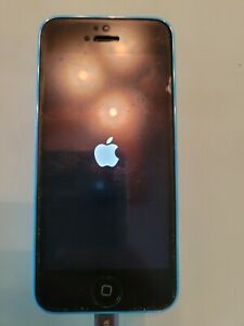 Apple iPhone 5c (A1456) 16GB - Blue Sprint Smartphone Clean *EUC*