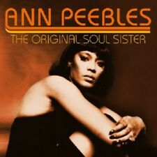 Ann Peebles - The Original Soul Sister - New Factory Sealed CD