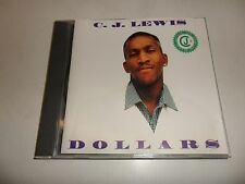 CD  C.J. Lewis ‎– Dollars