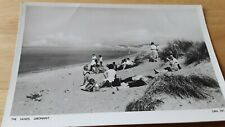 Gronant the sands  near   Prestatyn Clwyd flintshire   marimex ltd real photo Pc