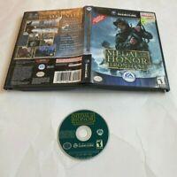 Medal of Honor: Frontline (Nintendo GameCube, 2002) TEEN FAST SHIPPING NTSC