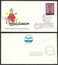 1968 Columbia Cover - Papal Visit of Pope Paul VI