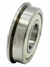 SMF83ZZ Flanged Bearing Shielded Stainless Steel 3x8x3 Miniature Ball 9458
