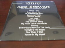 BACKSTAGE KARAOKE 6717 ROD STEWART CD+G SEALED