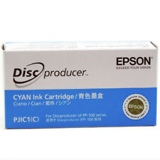 Epson Discproducer PP-100 Cyan Ink Cart. (PJIC1) (C13S020447)