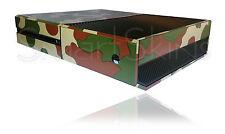 Matt Camo Skin For MICROSOFT XBOX ONE 1 Wrap  Sticker Decal Cover Camouflage