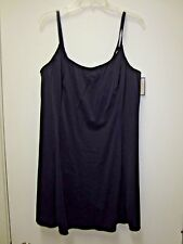 21bd077b6c9 NWT Plus Size Women s L.L. BEAN (1) one piece Skirted Underwire Swimsuit Sz  26