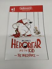 Herobear And The Kid Inheritance 2013  #1 Boom Kaboom Comic Book
