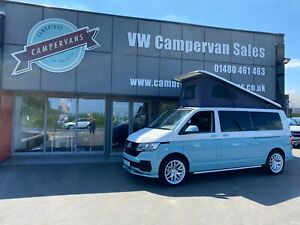 2021 71 REG T6.1 LWB 150PS WITH BUSINESS PACK - BRAND NEW CAMPERVAN CONVERSION