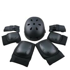 7pcs/set Adults Youth Children Protective Gear Set Helmet for Roller Skating New
