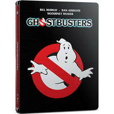 Ghostbusters Steelbook Blu-ray UV Copy 1984 Region