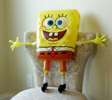 "25""  SpongeBob Squarepants Vinyl Blow Up Inflatable Toy Room Decoration"