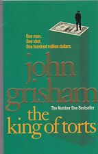 The King of Torts by John Grisham - NEW PAPERBACK