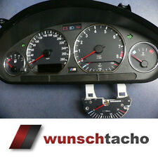 """speedometer speedometer dial for BMW E36 Petrol """" M3"""" 280Km/h Top"""