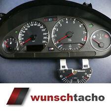 """Tachoscheibe für Tacho BMW E36 Benziner """"///M3"""" 280Km/h Top"""