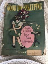 May 1952 Good Housekeeping Magazine