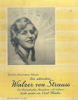 Kurt Mahr ~ Die schönsten Walzer von Strauss
