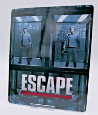ESCAPE PLAN - Glossy Bluray Steelbook Magnet Cover (NOT LENTICULAR)