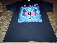 JOURNEY Concert Rock Tour 2012 Pat Benetar Loverboy Adult Large Black T-Shirt