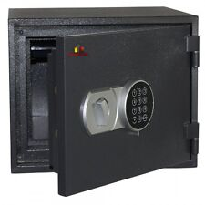 Home Design HDS 40 FIRE 60 Mins Electronic Lock £2K Rated Safe