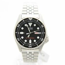 Seiko SKX013K2 Automatic Diver Stainless Steel Analog Watch