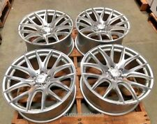 "18"" Miro Type 111 Wheels For Lexus IS250 GS300 GS350 GS400 Mazda RX7 Rims Set"