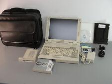 COMPAQ LTE 5400 LAPTOP S880F SERIES WINDOWS 98 CD/FLOPPY DRIVE WIFI CARD TESTED