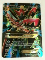Mega Scizor EX FULL ART ULTRA RARE 120/122 Pokemon Breakpoint Set NM Holo Rare