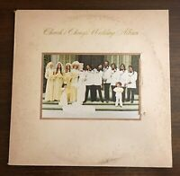 Cheech and Chong Wedding Album 1974 Warner Bros Ode Records Comedy LP Vinyl Orig