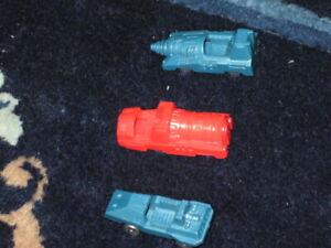 3 VEICOLI ROBOT DIACLONE GIG TAKARA DIANAUTI TRASFORMER