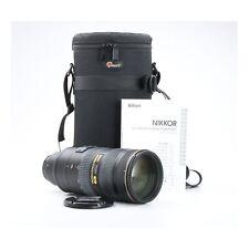 Nikon AF - S 2,8/70-200 G if Ed VR II + Good (220958)
